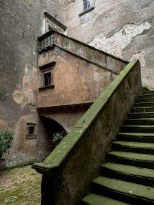 castello orsini scale