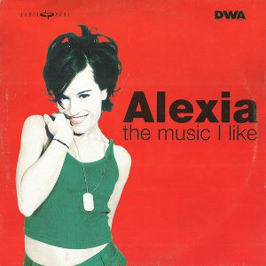 alexia the music i like
